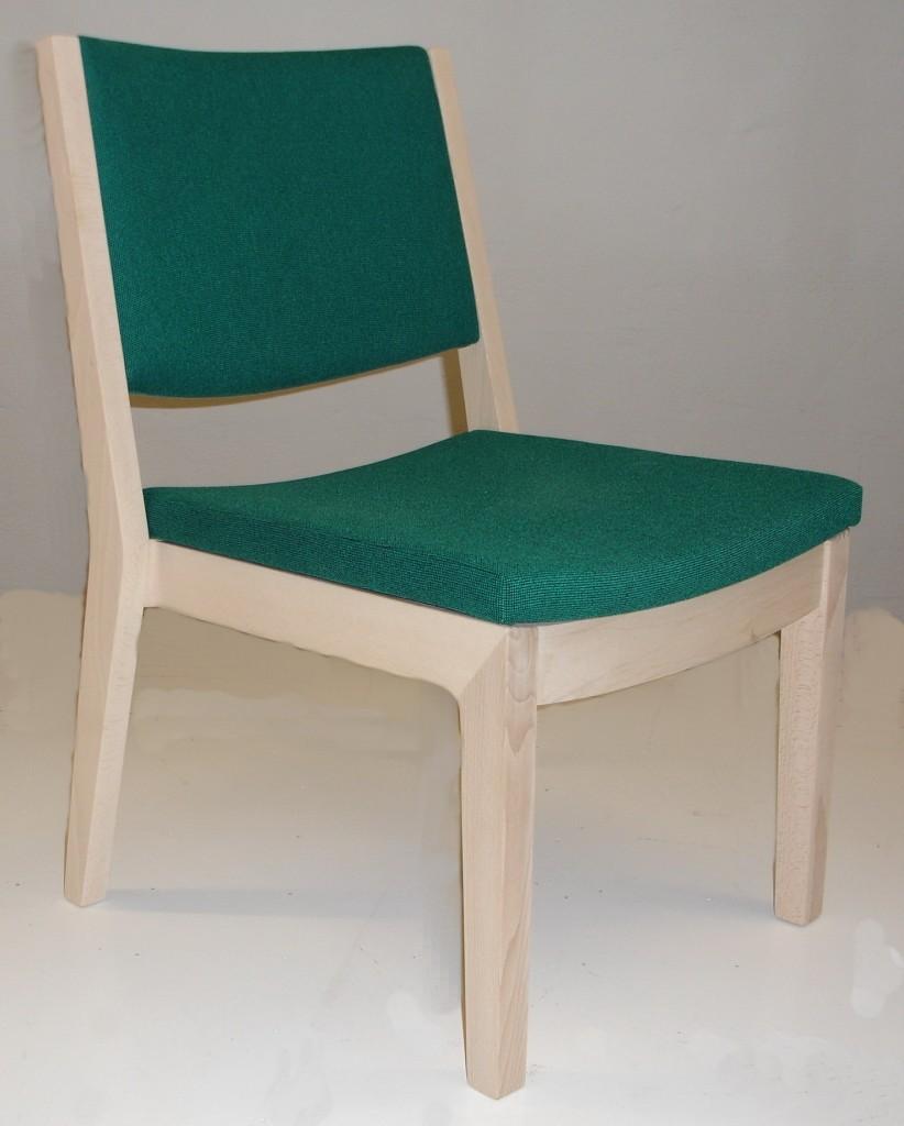 Billede af spisestol plejecenter 04 med ekstra bredt sæde