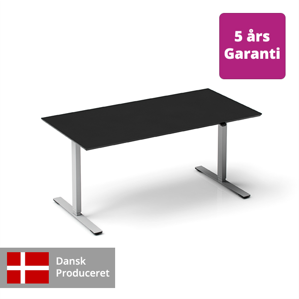 Billede af hæve sænke bord minimalistisk