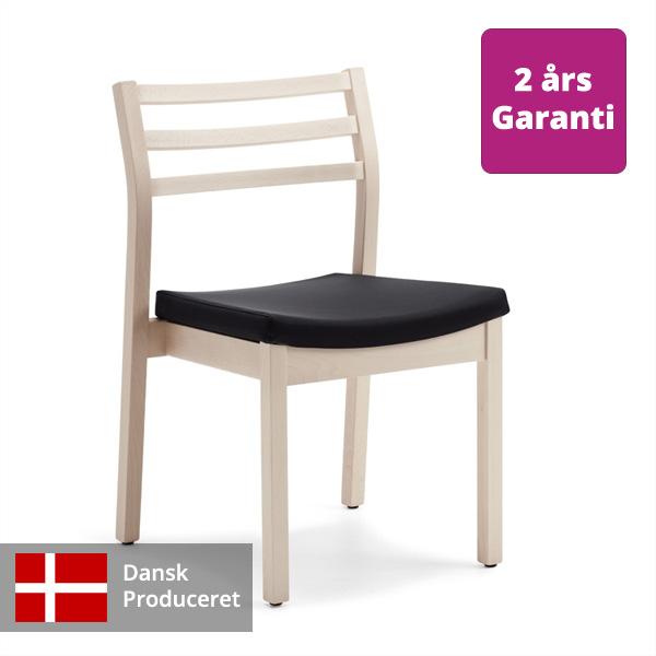 Billede af rengøringsvenlig spisebordsstol, 6010