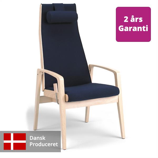 Billede af hvilestol med vip, 7020
