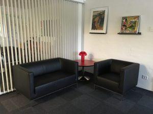 Billede af billig sofa gruppe til kontoret, Argo