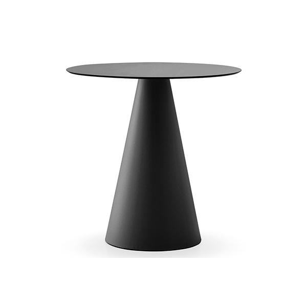 Billede af Cafebord IF Konus med bordplade på Ø60 cm
