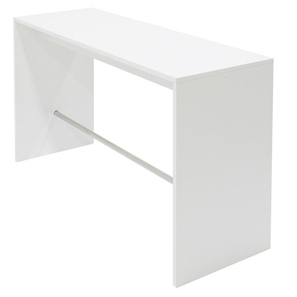 Billede af højbord hvid, HB