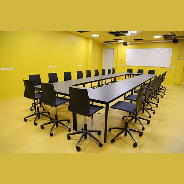 Billede af eksempel på skolemøbler Klassesæt kvalitet