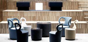 Billede af loungestol Eye 2, miljø