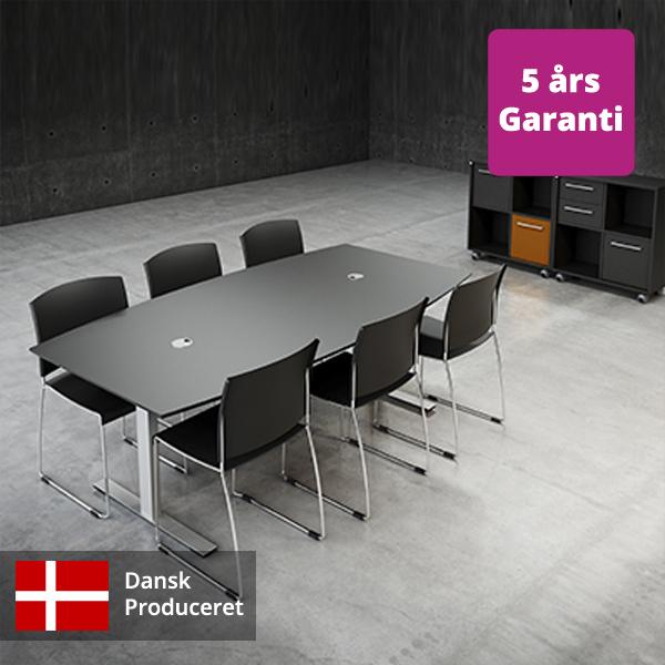 Billede af mødebord 6-8 personer