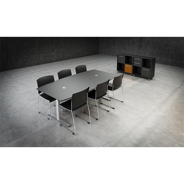 Billede af mødebord 6-8 personer, Delta