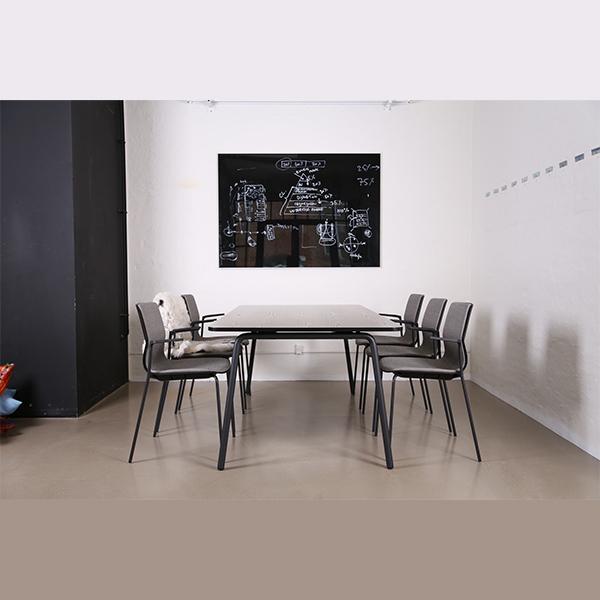 Billede af mødebord foldbart