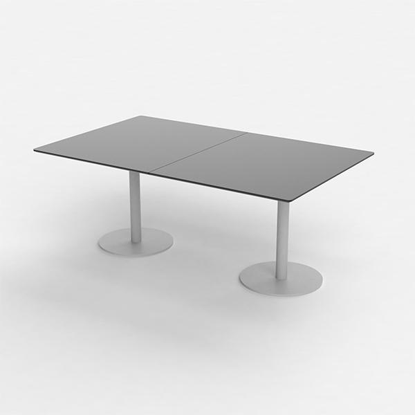 Billede af mødebord med udtræk CUB, amigo