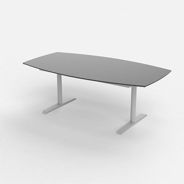 Billede af mødebord med udtræk