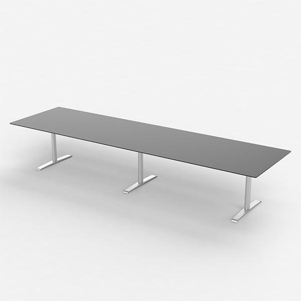 Billede af mødebord stort linoleum