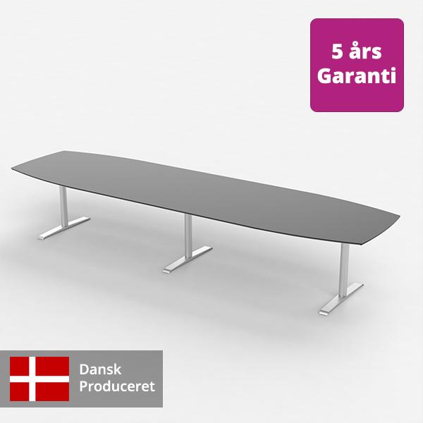 Billede af mødebord tøndeformet