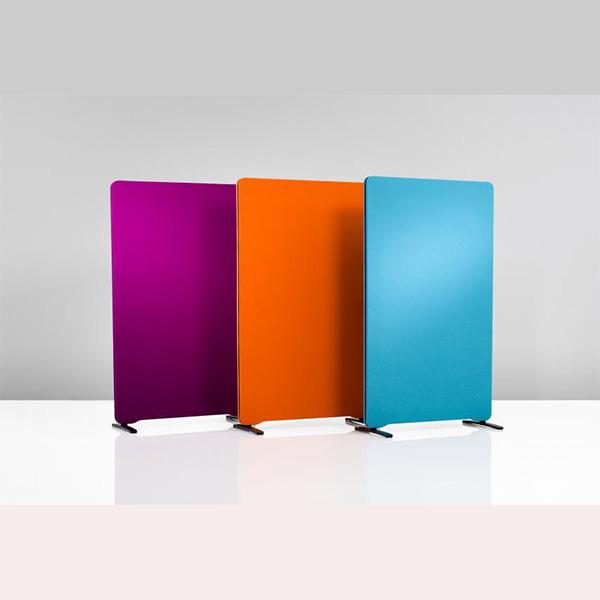 Skærmvæg Edge farve