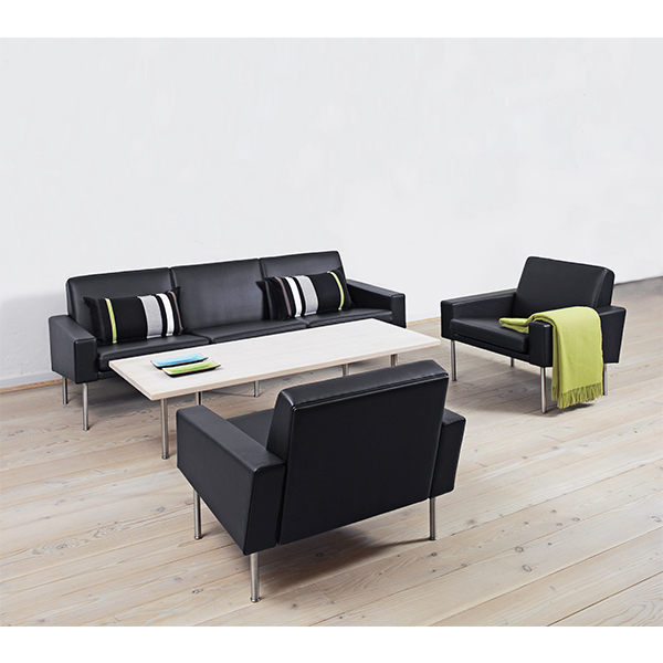 Wegner Sofa Loungestol E 34