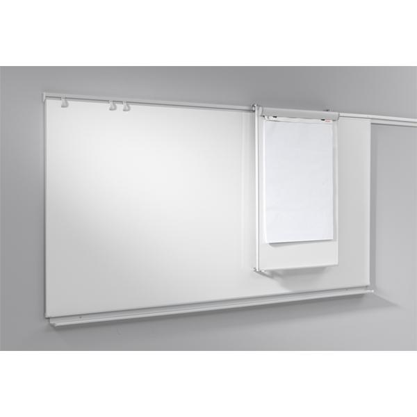 Billede af eksempel på Whiteboard Flipover system