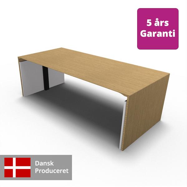 Billede af hæve sænkebord design gavl