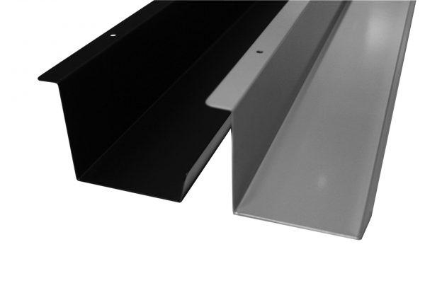 Kabelbakke Universal Alu, til mødebord eller skrivebord