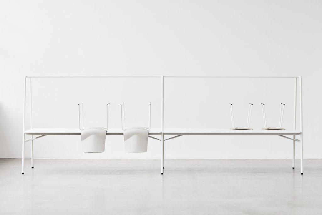 Billede af bord med overdel fra FourDesign