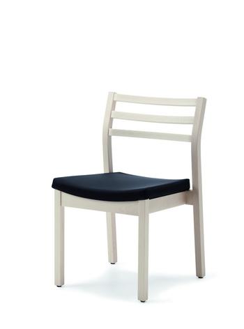 Billede af Rengøringsvenlig spisebordsstol uden armlæn, 6010