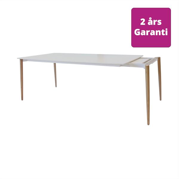 Billede af elegant udtræksbord