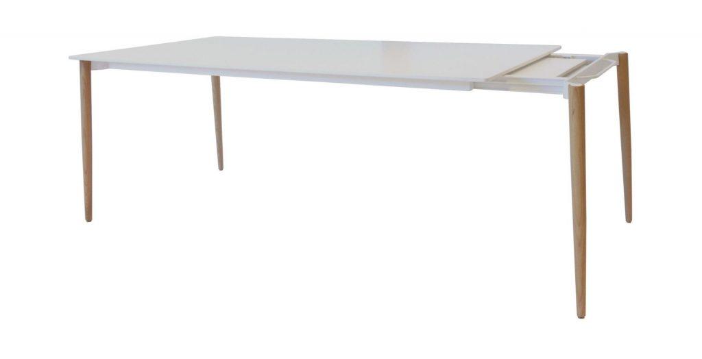 Billede af elegant udtræksbord, Malmø