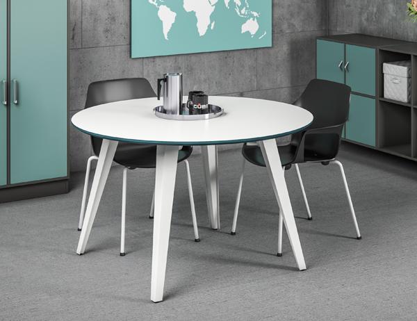 Billede af rundt Spider bord