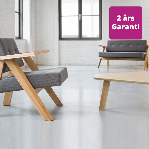 Rustik lounge Clapp møbler