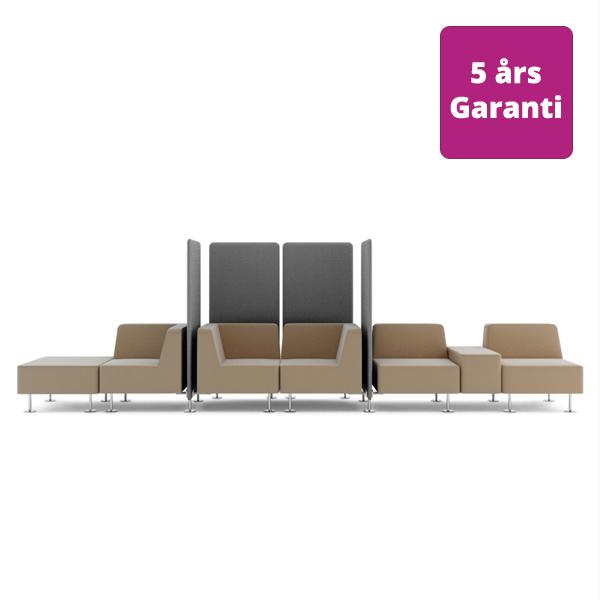 Billede af loungemøbler module