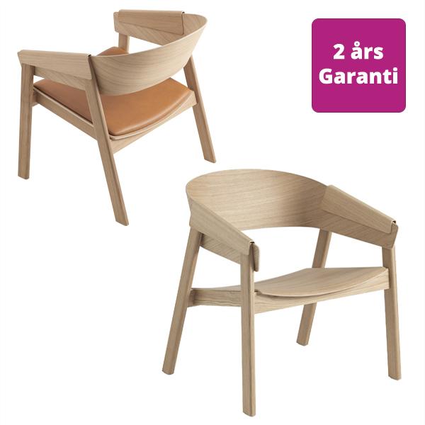 Billede af Cover loungestol med og uden polstring