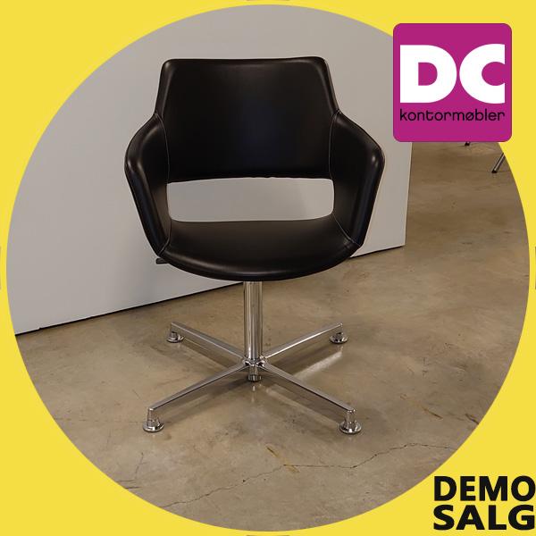 Billede af møde/loungestol, demo tilbud, 6 stk.