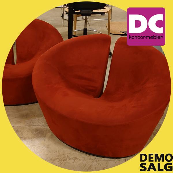 Billede af True Love loungestol demo model tilbud